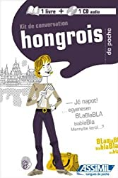Kit de conversation Hongrois (guide+1CD audio)