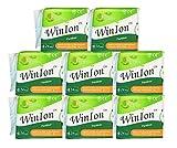 8 Packs (192 Pads) Winalite Winion Pantiliner with Anion Strip
