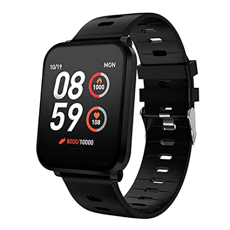 Amazon.com: Reloj inteligente Gierzijia, Smartwatch IP68 ...
