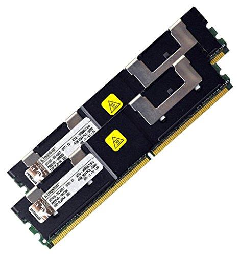 Kingston 8 GB Kit (2 x 4 GB) 667MHz DDR2 Server Memory KTD-WS667/8G