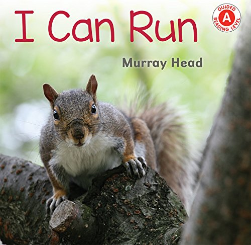 I Can Run (I Like to Read) (English Edition)