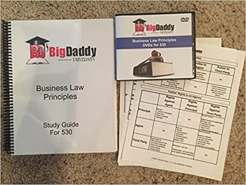 CPCU 530 Big Daddy Study Aid and DVD: The Institutes