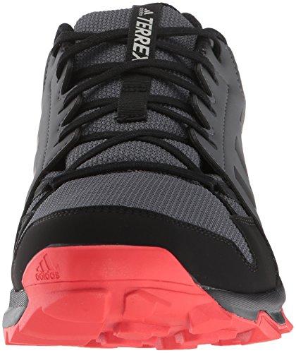 Scarpa Da Trekking Adidas Outdoor Uomo Terrex Tracerocker Gtx Trail Arancione / Nero / Carbonio