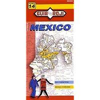Guia Roji Estado De Mexico. Red Carretera