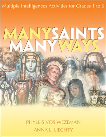 Many Saints, Many Ways: Multiple Intelligences Activities for Grades 1 to 6 ebook