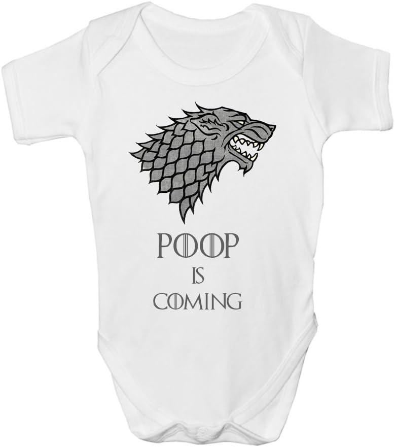Baby of House Stark Gift//Present Bodysuit GoT Game of Thrones Boys Girls