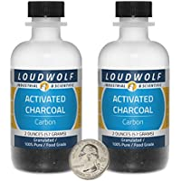 Activated Charcoal / Course Powder / 4 Ounces / 100% Pure / Food Grade / SHIPS FAST FROM USA