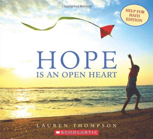 Hope is an open heart(另開視窗)