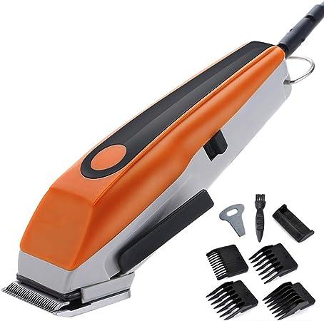 Feng Cortadora de Cabello Profesional, Herramienta de peluquería, cortadora de Cabello con Cable, Adecuada para Personas de Todas Las Edades: Amazon.es: Hogar