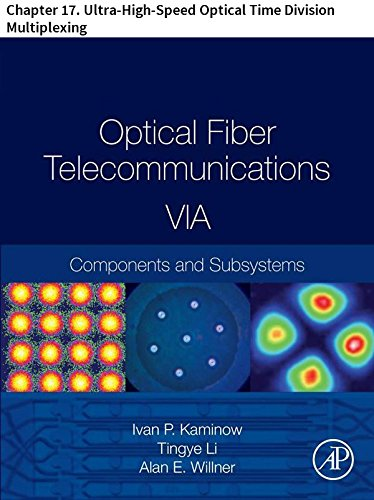 Optical Fiber Telecommunications VIA: Chapter 17. Ultra-High-Speed Optical Time Division Multiplexing (Optics and Photonics) (Clock Recovery Data)