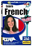 Talk Now! Learn French: Essential Words and Phrases for Absolute Beginners (Mac/PC CD)
