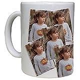 Personalized Mug Photo Collage Custom Mug 15oz White Deal (Small Image)