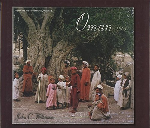 Oman 1965 (Oman and the Trucial States)