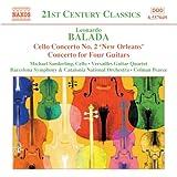 Cellokonzert Nr. 2/Konzert für 4