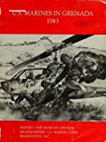 Front cover for the book U.S. Marines in Grenada, 1983 by Ronald H. Spector