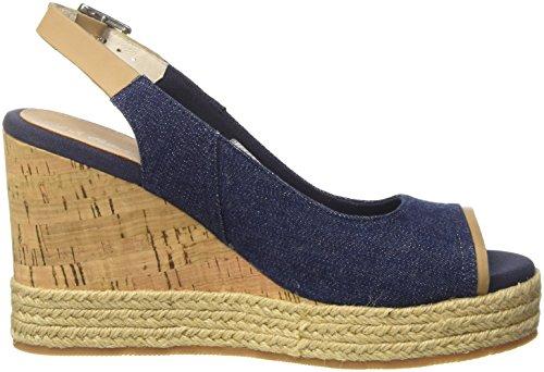 Jeans Blu Blue Toe Women's Donne Topazia Jeans Open Sandals Assn Jeans Assn Delle Uspolo Jeans Sandali jeans Open Uspolo jeans Topazia Toe I RxzXfw0n