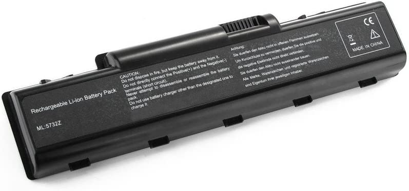 Tesurty New Replacement Battery for Acer Aspire 5734Z-4725 5734Z-4836 5532-5535 5517-1127 6Cel 5732Z 5732Z-443G25Mn 5532-6C3G32MN 5532-5509 5732Z-4867 AS09A31, AS09A41