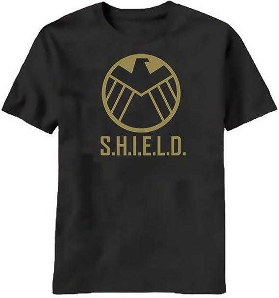De Los Vengadores de camiseta de manga corta de T-camiseta de manga corta de
