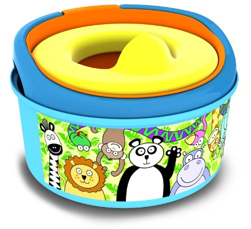 The First Years Zoo 3 Stage Potty System