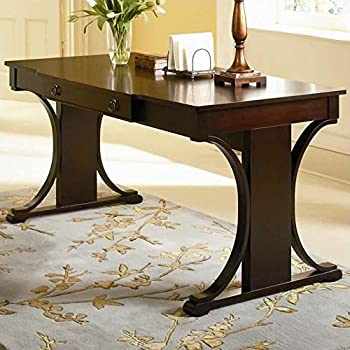 Amazon Com Acme 09650 2 Piece Aristocrat Writing Desk And