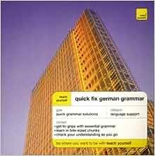 teach yourself german grammar pdf