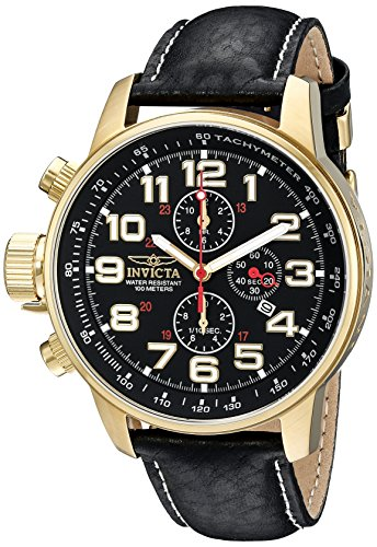 Invicta Men s 3330SYB I-Force Analog Display Quartz Black Watch