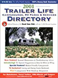 2001 Trailer Life Directory, TL Enterprises Staff, 0934798621