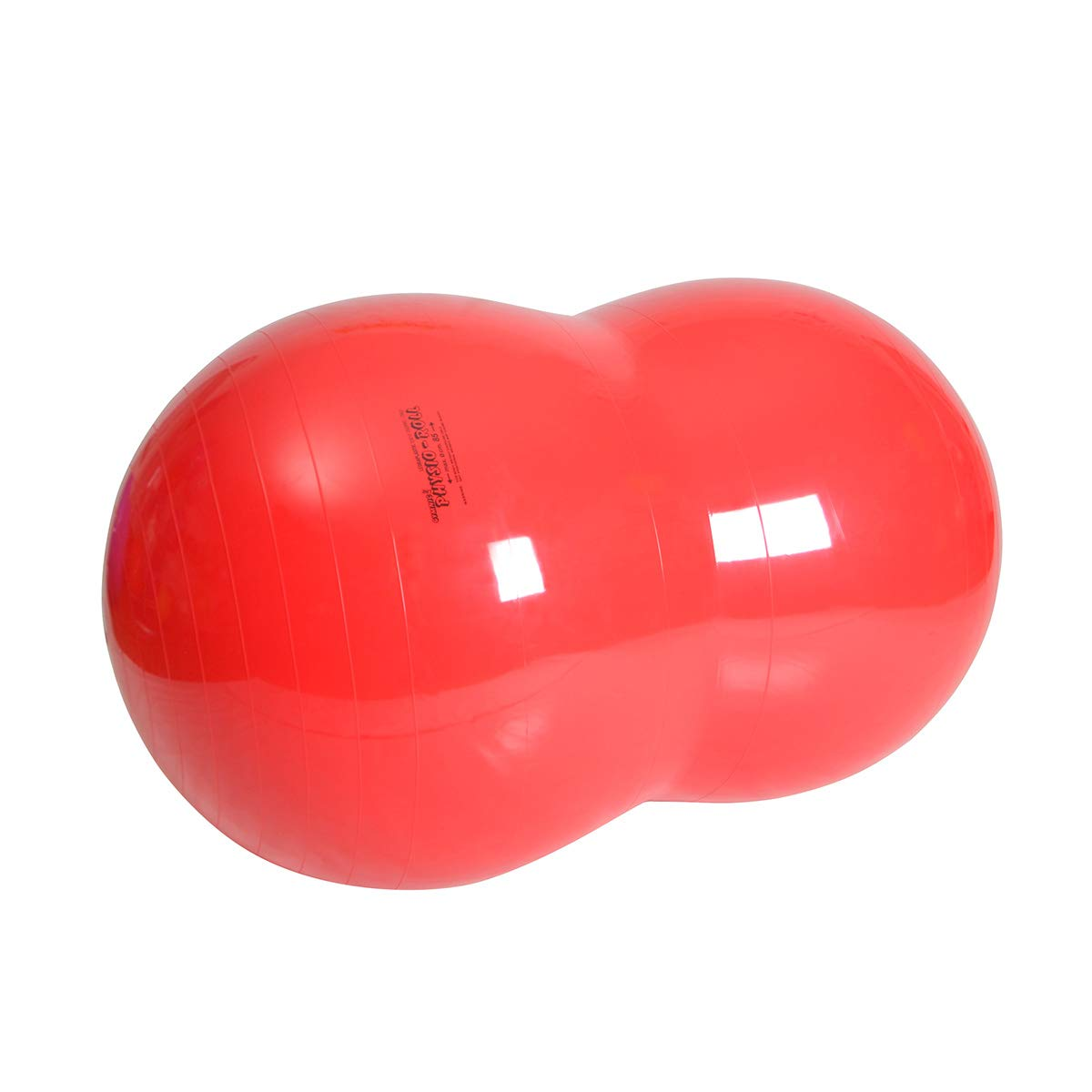 Gymnic Physio Roll Exercise Ball - Red by Gymnic (Image #1)