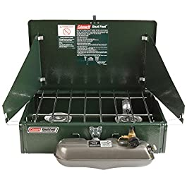 Coleman Guide Series Dual-Fuel Camping Stove