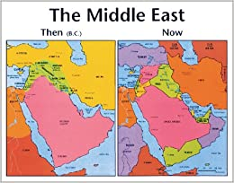 middle east map during biblical times - 28 images - free bible maps ...