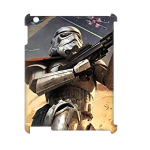 TOSOUL Star Wars Pattern 3D Case for iPad 2,3,4