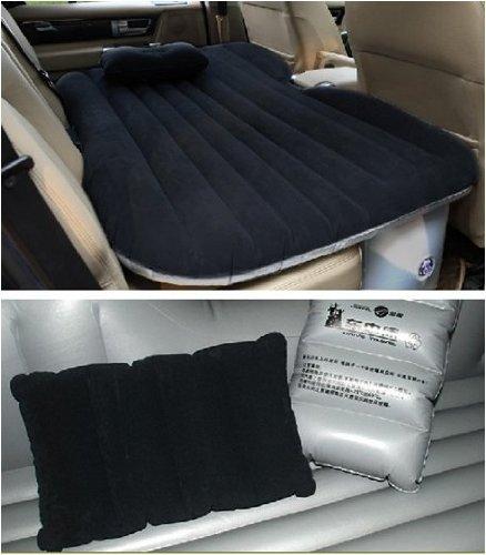 Amazon.com: Coche – Colchón hinchable (coche de viaje ...