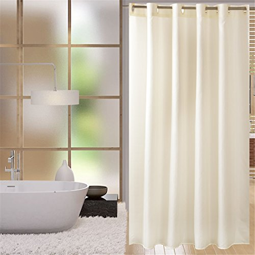 Luckyhousehome Beige Polyester Water Repellent And Anti Bacterial
