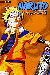 Naruto (3-in-1 Edition), Vol. 4: Includes vols. 10, 11 & 12