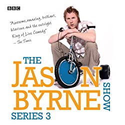 The Jason Byrne Show: Complete Series 3