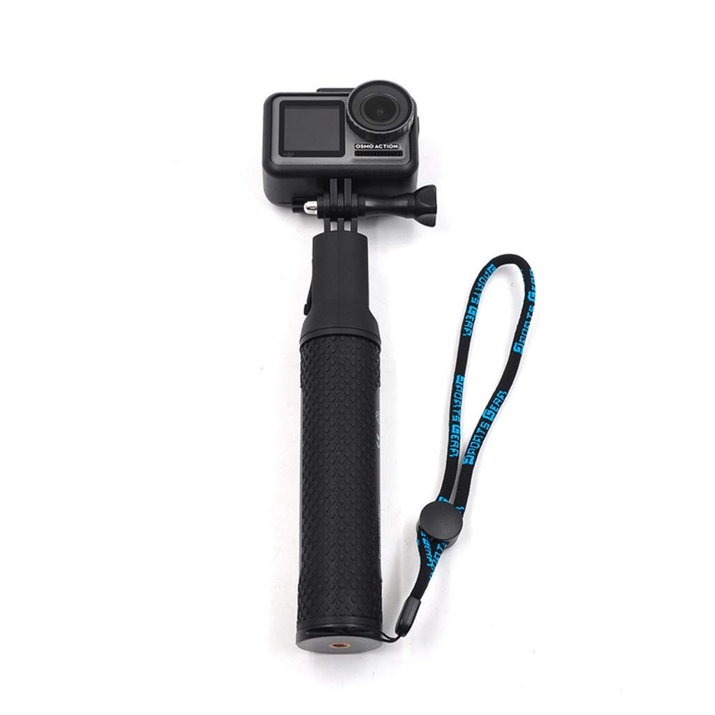 Selfie Stick,for Insta 360 ONE X /DJ OSMO Action 4K Camera Power Handheld Selfie Stick Charger,Camera Mount/Stand,Camera Holder,5200mAh high Capacity by OUBAO (Image #3)