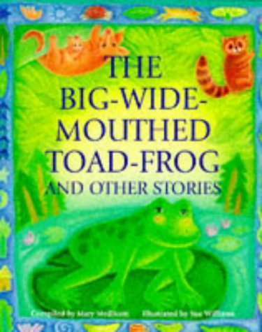 big wide mouthed frog - 4