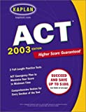ACT 2003, Kaplan Educational Center Staff, 074323720X