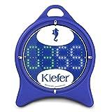 Kiefer 15'' Digital Pace Clock - Rechargeable (Blue)