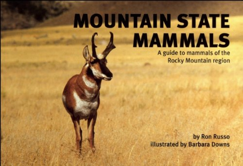 ls: A Guide to Mammals of the Rocky Mountain Region (Nature Study Guides) ()