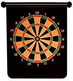 : Halex 64282 Magnetic Roll Up Poker / Traditional Dart Game