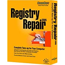 Stompsoft Registry Repair 2005