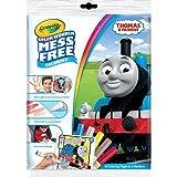 Thomas the Train & Friends Bundle - James Goes Buzz Buzz w/ Sodor Honey Train Car plus Crayola Color Wonder Set and Thomas & Friends Minis Blind Bag Bundle