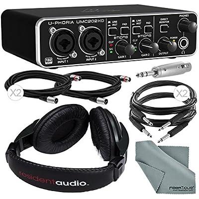 behringer-u-phoria-umc202hd-audiophile