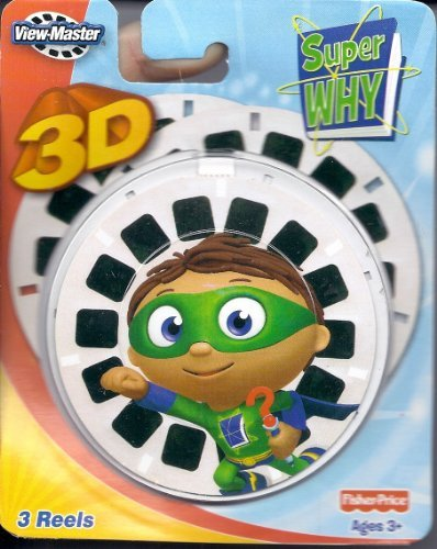 View-Master 3-Pack Super Why by Fisher-Price (Image #1)
