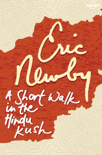 Best Travel Books: A Short Walk in the Hindu Kush by Eric Newby