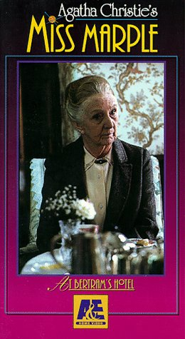 Miss Marple: At Bertram's Hotel [VHS]