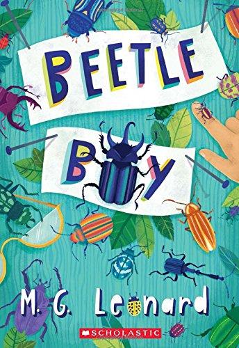 Read Online Beetle Boy ebook