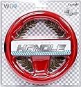 マリオカートを楽しもう! Wiiリモコン用ハンドル レッドの商品画像