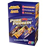 Pure Protein High Protein Bar Variety -18/1.76 oz.